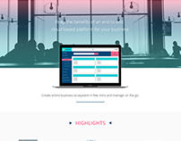 One pager explaining CMS Product