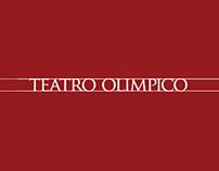Teatro Olimpico - poster and merchandise