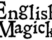 English Magick band logo