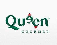 Queen Gourmet | Brand identity and interior design