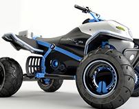 CYCL8P Eco ATV