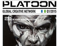 PLATOON MAGAZINE #1 - WEARABLE TECHNOLOGIES