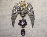 WINGS of DESIRE ~ The World of Steampunk Jewelry
