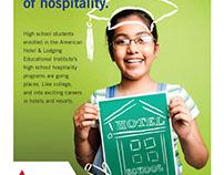 Hotel Industry Branding Ads