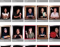 Museum Staff Portrait Project