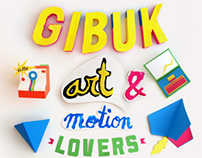 PLAY POSTERS // Gibuk Art & Motion Lovers