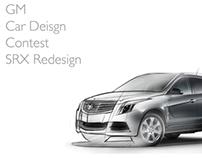 Cadillac SRX Redesign