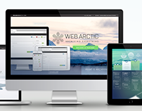 Web Arctic - Website