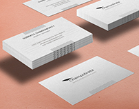 This Is Clean Business Card