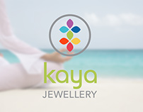 Kaya Jewellery Branding & Web design