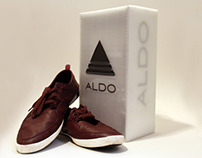 Aldo shoe box redesign