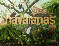 Havaianas Concept Store - Especial Sustentabilidade