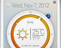 Prototyping - Weather App
