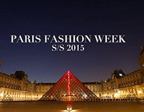 MAISON SEVIGNE SHOW - PARIS FASHION WEEK SS15