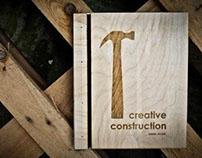 Creative Construction (concept book)