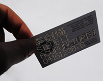 Steve Li business card
