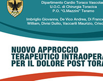 Università dell'Aquila - Medicina - Poster informativo