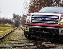 Ford Motor Company Photography