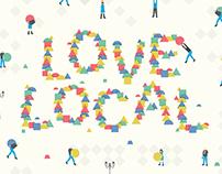 Millenia Walk: Love Local