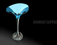 bombay sapphire cocktail glass design competition 2005