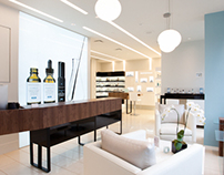 PROJECT SKIN MD Vancouver  Commercial design