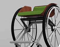 Wheel Chair Design