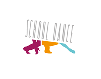 School Dance Logo design