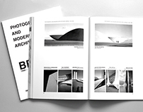 Photography and modern architecture in Brazil - Book