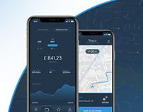 Intshop Drivers App