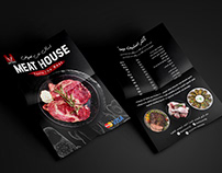 Meat House | Flyer 2