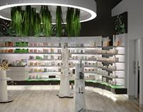Supermarché santé AVRIL  located at Quartier Dix30, rig