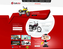 Felicità Motos - website