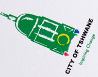 Concept Corporate Identity (Tshwane Municipality)
