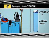 TOCON - Línea de Pasturas
