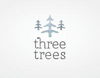 Three Trees -  Logo Design