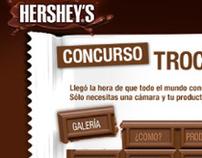 Hershey's: Trocitos de Felicidad 2009