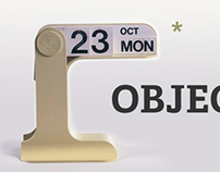 Object of the Day Animation