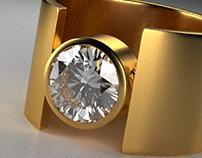 Jewelry render