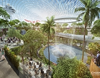 Exploring the Jewel Changi Airport