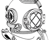 Illustrator drawings