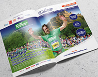 Charity DPS for The Edinburgh Marathon Festival