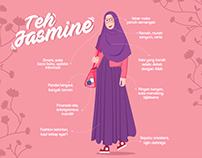 Teh Jasmine Project