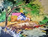 Watercolors and Postercolors