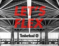 TIMBERLAND / advertising