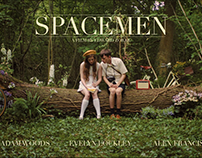 SPACEMEN - A film by Edward Zorab (2016)