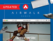 Airwalk re-design