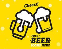 FREE Beer Here!