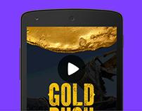 Gold Rush App