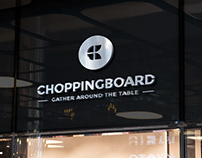 Chopping Board Brand Identity
