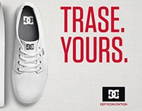 Landing :: DC SHOES :: Trase Yours.